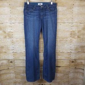 PAIGE Jeans - Paige Skyline Bootcut Jeans Mid-Wash 27